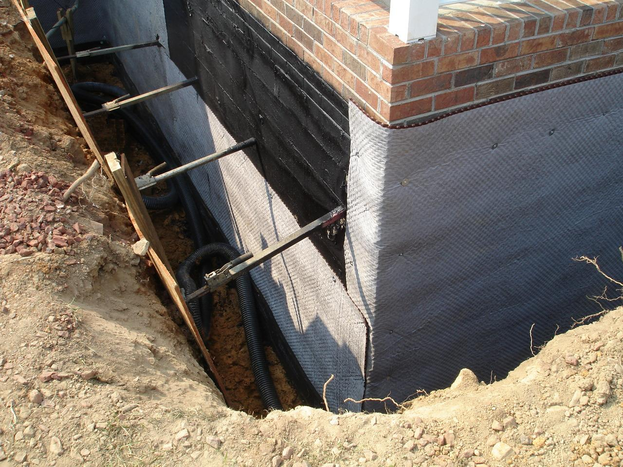 Foundation & Waterproofing